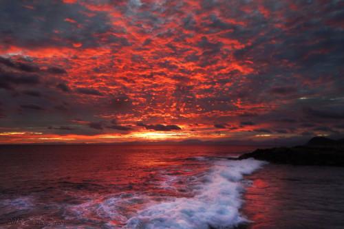 DSCN0390A-Sunset-Waves