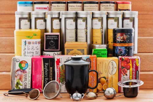 Just For Fun – The Tea Collection ‹ David Price Photography – SF ...
