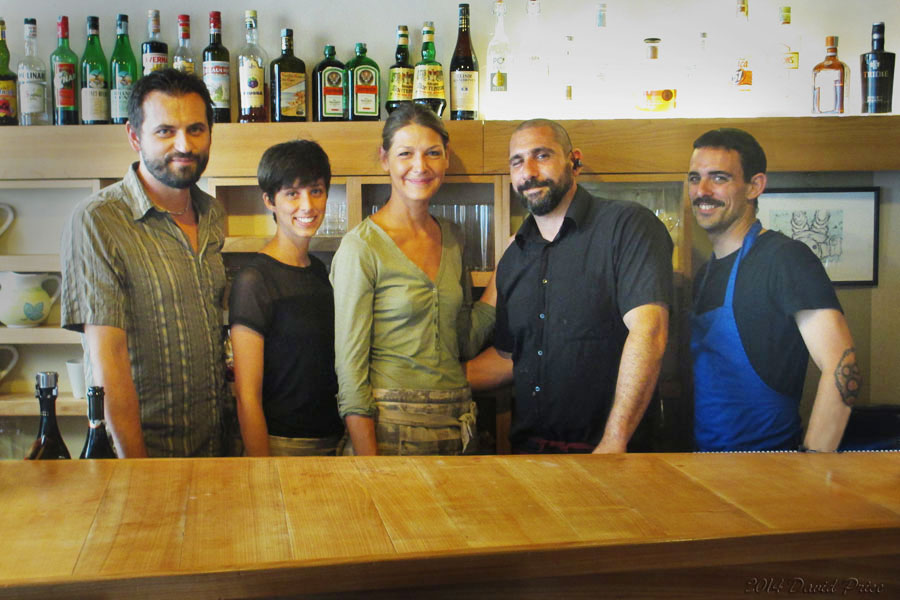 The-Staff-At-Il-Molo-(Vicenza)-by-David-Price